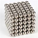 povoljno Muški satovi-Magnetne igračke Magnetske kuglice Kocke za slaganje Snažni magneti Magnetska igračka Željezo (poniklano) Klasik Zabava Dječji / Boy / Odrasli Dječaci Djevojčice Igračke za kućne ljubimce Poklon
