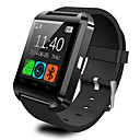 povoljno Pametni satovi-u8 smartwatch gledati bluetooth odgovor i biranje telefonskog prekidača protuprovalni alarmni funkcije