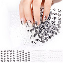 abordables Manicura-24 pcs Other Moda Diario