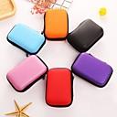 رخيصةأون خزانة سطح المكتب-1 قطعة سويلد اللون جولة سماعة سستة حقيبة التخزين
