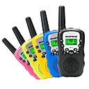 BAOFENG Handheld Toys Kids Xmas Birthday Gifts Long Range Mini  3-12 Years Olds Boys Girls Children Toddler Walkie Talkie Two Way Radio