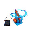 ieftine Lumini Nocturne LED-Jucării Încărcate Solar Alimentat solar Reparații Plastice ABS Pentru copii Unisex Jucarii Cadou