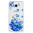 رخيصةأون أدوات الفرن-غطاء من أجل Samsung Galaxy A3 (2017) / A5 (2017) / A5(2016) IMD / شفاف / نموذج غطاء خلفي زهور ناعم TPU