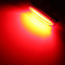 povoljno Dijelovi za motocikle i ATV-LED Svjetla za bicikle bar end svjetla Stražnje svjetlo za bicikl sigurnosna svjetla - Brdski biciklizam Bicikl Biciklizam Vodootporno Može se puniti Prijenosno Male veličine Litij USB 50 lm Baterija