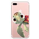 رخيصةأون أغطية أيفون-غطاء من أجل Apple iPhone XS / iPhone XR / iPhone XS Max شفاف / نموذج غطاء خلفي حيوان ناعم TPU