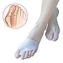 ieftine Relaxare & Masaj-Picior Toe Seperator Toe Separatoare & Pad bunion Dureri de picior calma / Corector Postură / Protector Comfortabil Silicon