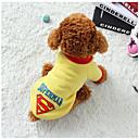 رخيصةأون Xiaomi أغطية / كفرات-كلب سترة الشتاء ملابس الكلاب الدفء أسود أصفر أزرق كوستيوم قطن هندسي كاجوال / يومي XS S M L XL XXL