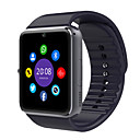 voordelige Autoladers-smart watch bt fitness tracker ondersteuning melden & compatibele hartslagmeter samsung / android phoens / iphone