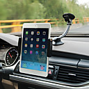 voordelige Draadloze opladers-auto universeel / mobiele telefoon / tablet / ipad montage standaard houder voorruit universeel / iphone / tablet cupula type abs houder