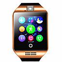 رخيصةأون ساعات ذكية-q18 smartwatch سوار بلوتوث للماء الهاتف صور الحركة خطوة العد متعددة-- وظيفة.