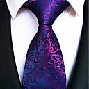 ieftine Cravate-Bărbați Dungi Linii Cravată