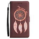 povoljno Galaxy Note 9 - Torbice / kućišta-Θήκη Za Samsung Galaxy Note 8 / Note 5 / Note 4 Novčanik / Utor za kartice / sa stalkom Korice Hvatač snova / Šljokice Tvrdo PU koža