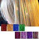 povoljno Ekstenzije za kosu-Ekstenzije od ljudske kose Ravan kroj Klasika Ljudska kosa Ugradnja umetaka Cross Type Dnevno