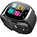 povoljno Muški satovi-m26 klinac pametan sat bt 4,0 jeftini fitness tracker podrška obavijestiti i monitor otkucaja srca kompatibilan samsung / sony android telefoni i jabuka