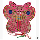 cheap Math Toys-Educational Flash Card / Educational Toy Butterfly Wood Unisex Kid's Gift