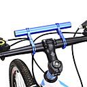 ieftine Ustensile & Gadget-uri de Copt-30 mm Extender Ghidon Bicicletă Ajustabile zbor de 360 grade Anti-derapare pentru Bicicletă șosea Bicicletă montană Aluminum Alloy Crom Albastru piscină Negru Roșu-aprins
