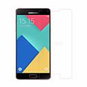 povoljno Maske/futrole za Galaxy A seriju-Samsung GalaxyScreen ProtectorA3(2016) Visoka rezolucija (HD) Prednja zaštitna folija 1 kom. Kaljeno staklo