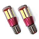 رخيصةأون لمبات السيارات LED-2pcs لمبات الضوء 10W SMD 3014 900lm 57 أضواء الخارج For عالمي جميع الموديلات كل السنوات