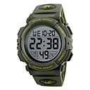 رخيصةأون مشدات-skmei 1258 ساعة إلكترونية دعم للماء / المنبه الرياضة ساعة