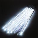 ieftine Module Becuri LED-hkv® impermeabil 30cm 8 tub vacanță ploaie ploaie ploaie condus lumini șir pentru grădini interioare în aer liber Xmas christimas partid decor copac