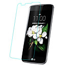 Screen Protector LG Tempered Glass 1 pc Front Screen Protector High Definition (HD) / 9H Hardness / 2.5D Curved edge