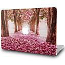 """رخيصةأون ماك بوك برو 15 """"الحالات-MacBook صندوق شجرة / زهور بولي كربونات إلى Macbook Pro """"15جديد / MacBook Pro """"13جديد / MacBook Pro 15-inch"""