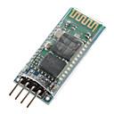 رخيصةأون النماذج-HC-06 بلوتوث اللاسلكية RF جهاز الإرسال والاستقبال وحدة المسلسل الرئيسية لاردوينو