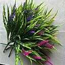povoljno LED svjetla u traci-Umjetna Cvijeće 2 Podružnica Pastoral Style Biljke Cvjeće za stol