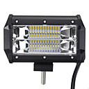 ieftine Becuri De Mașină LED-1 Bucată Conexiune prin cablu Mașină Becuri 72 W LED Frontală Pentru Παγκόσμιο Toate Modele Toți Anii