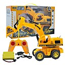 Excavator Remote Control RC Building Block Kit / Toy Truck Construction Vehicle / Toy Car 1:16 Remote Control / RC / Rechargeable / Electric Kid's Toy Gift