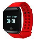 povoljno Motociklističke rukavice-Smart Narukvica Z66 za Android iOS Bluetooth Sportske Vodootporno Heart Rate Monitor Mjerenje krvnog tlaka Ekran na dodir Puls Tracker Brojač koraka Podsjetnik za pozive Mjerač aktivnosti / Kalorija