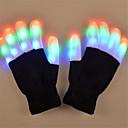 povoljno Maske/futrole za Galaxy S seriju-LED osvijetljenje LED rukavice Svjetla za prste Predbožićna Odmor Rasvjeta S vrhovima prstiju Odrasli Igračke za kućne ljubimce Poklon 2 pcs