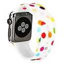 رخيصةأون أغطية أيفون-حزام إلى أبل ووتش سلسلة 5/4/3/2/1 Apple عصابة الرياضة سيليكون شريط المعصم