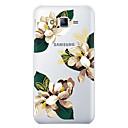 voordelige Galaxy J7 Hoesjes / covers-hoesje Voor Samsung Galaxy J7 (2017) / J7 (2016) / J7 Patroon Achterkant Bloem Zacht TPU