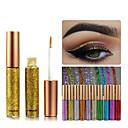povoljno Μάσκαρες-1pcs rainbow boja sjenilo sjaja dugotrajne vodootporne eyeshadow eyeliner makeup