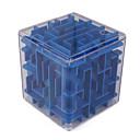 olcso Társasjátékok-Labdák Labirintus 3d labirintus puzzle doboz ABS Gyermek Felnőttek Uniszex Fiú Lány Játékok Ajándék