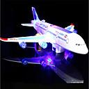 olcso Fém autók-LED világítás / Modeli i makete Ünneő / Születésnap / Airfoil (szárnyszelvény) Zene / Világítás / Elektromos Gyermek Ajándék