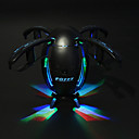 RC Drone FQ777 FQ28 4 Channel 6 Axis 2.4G / WIFI HD Camera 2.0MP 1280P*720P RC Quadcopter LED Lights / One Key Auto-Return / Headless Mode RC Quadcopter / Remote Controller / Transmmitter