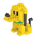 ieftine Imbracaminte & Accesorii Căței-WLtoys Lego 82 pcs Caini Desen animat Animal compatibil Legoing Animale Încântător Reparații Animal Design Animal Cute Stil Jucarii Cadou