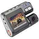 cheap Sensors-I1000 1080p Car DVR 110 Degree Wide Angle 1.8 inch LCD Dash Cam with motion detection 4 infrared LEDs Car Recorder