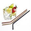 povoljno Slamke i štapići za mješanje-Drinkware Slamke Tikovina Prijenosno Božićni pokloni / Zabave / Kava
