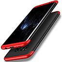voordelige Galaxy S7 Edge Hoesjes / covers-hoesje Voor Samsung Galaxy S8 Plus / S8 / S7 edge Schokbestendig / Ultradun Volledig hoesje Effen Hard PC