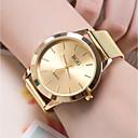 ieftine Ceasuri Damă-Pentru femei Ceas de Mână ceas de aur Quartz Auriu / Roz auriu Ceas Casual Cool Analog femei Modă - Auriu Roz auriu Un an Durată de Viaţă Baterie / SSUO 377