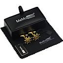 povoljno Smart Wristbands-Mandzsettagombok Brod Poklon kutije i vrećice Putovanje Broš Jewelry Zlatan Za Formalan Festival