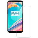 Недорогие Защитные пленки для Samsung-OnePlusScreen ProtectorOnePlus 5T 2.5D закругленные углы Защитная пленка для экрана 1 ед. Закаленное стекло