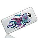 povoljno Halloween smink-Θήκη Za Samsung Galaxy S8 Plus / S8 / S7 edge IMD / Uzorak Stražnja maska Hvatač snova / Šljokice Mekano TPU