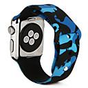 ieftine Cabluri de Adaptor AC & Curent-Uita-Band pentru Apple Watch Series 5/4/3/2/1 Apple Banderola Sport Silicon Curea de Încheietură