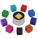 ieftine Jucării cu Magnet-216 pcs Jucării Magnet bile magnetice Super Strong pământuri rare magneți klasické Stres și anxietate relief Focus Toy Birouri pentru birou Ameliorează ADD, ADHD, anxietate, autism Reparații Jucarii