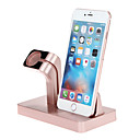 GBU Watch Stand Apple Watch Series 1 2 Ipad Iphone 7 6 6s plus 5 5s 5c Metal Stand All-In-1 38mm / 42mm Cable include