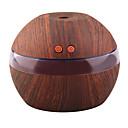 ieftine Decorațiuni Mobil-yk30s mini portabil filtru aroma ulei esențial difuzor ultrasonic aroma umidificator lumina lemn usb difuzor